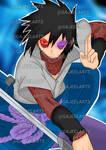 Sasuke x Dabi