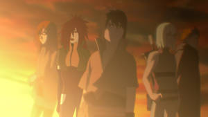 Sonero with Team Taka (Screencap Edit)