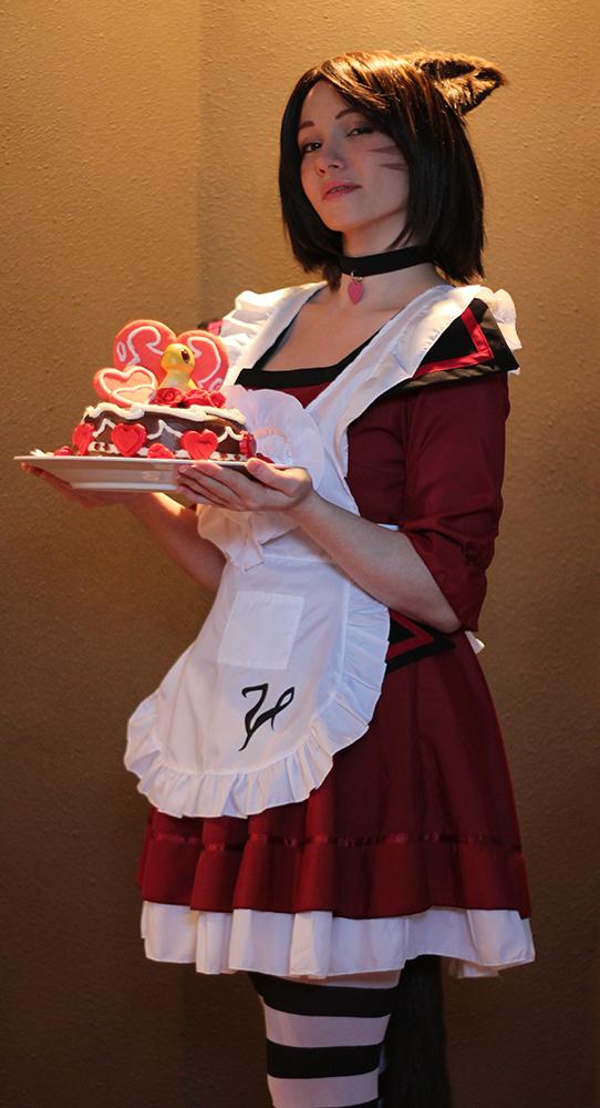 Cake is Love by SweetSeri