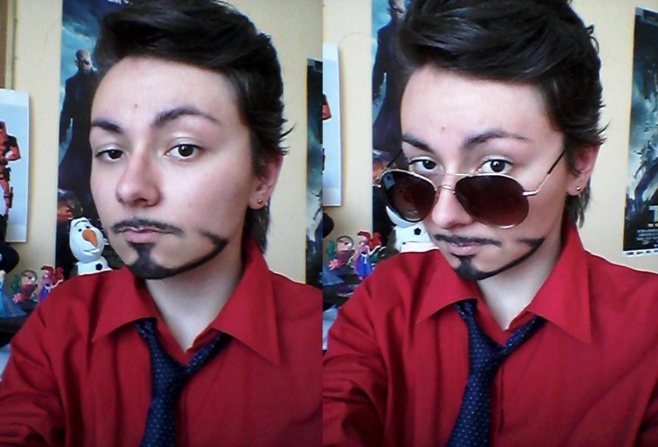 Tony Stark by Tori007