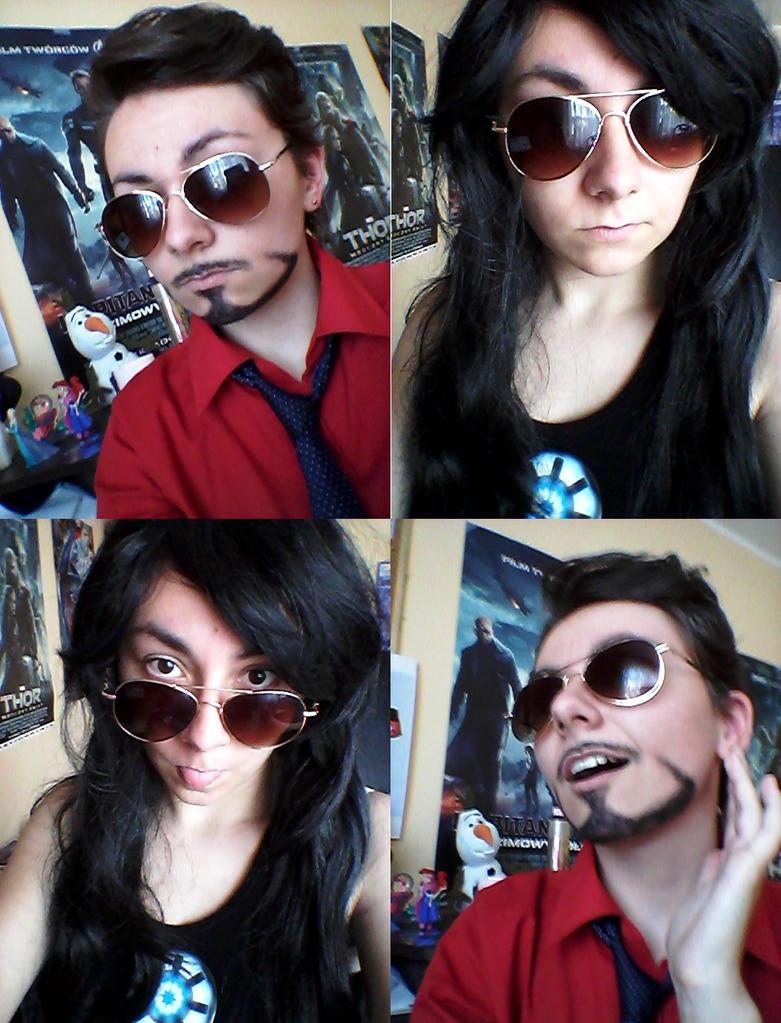Mr./Mrs. Stark by Tori007