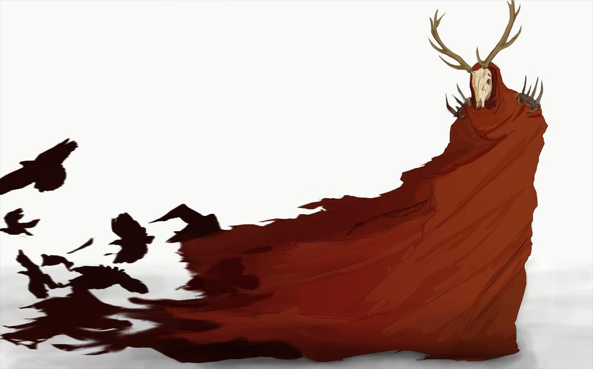 The Crimson King by UnInfinitum