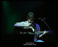 Josh Green 2 by Aideon