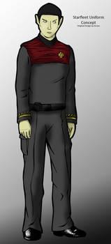 Starfleet Uniform Design