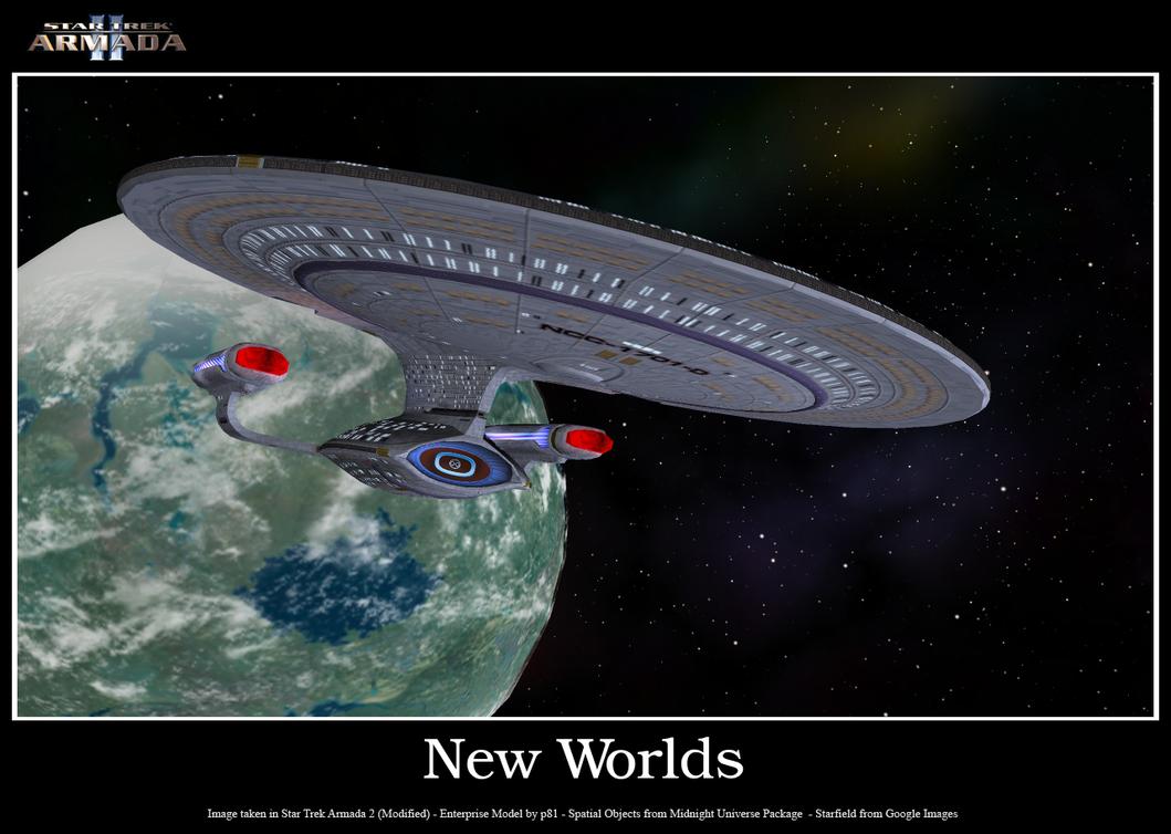 New Worlds - 2011 Version by DavidAkerson