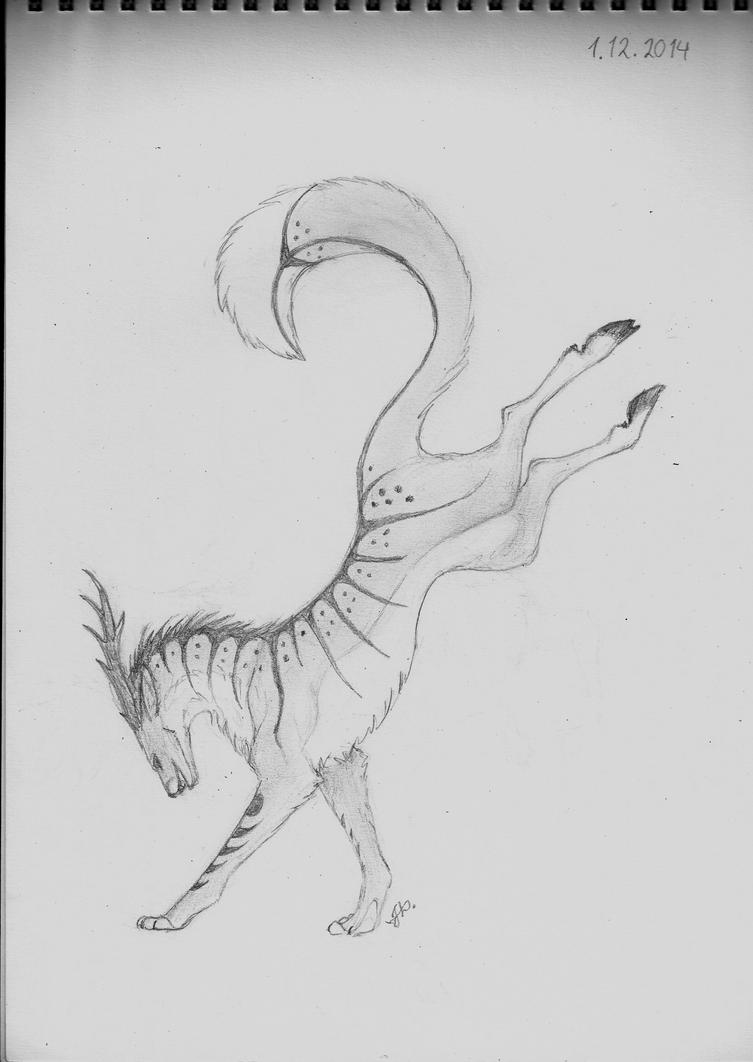 Jadita - Into a deer! by Phonexia