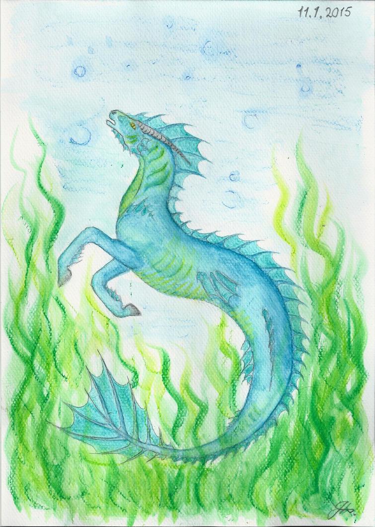 Seahorse by Phonexia