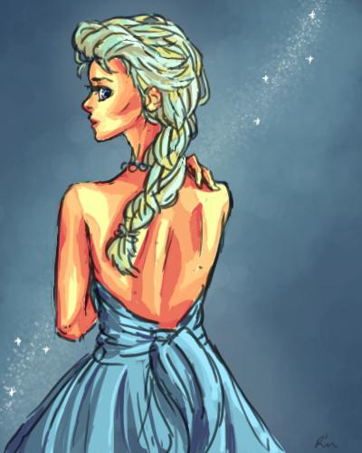 Elsa by Litteria