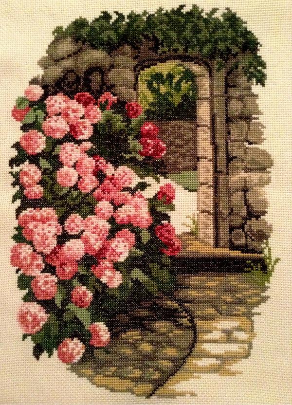 Pink Hydrangeas by pokapopcorn