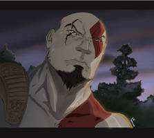 Kratos by pain16