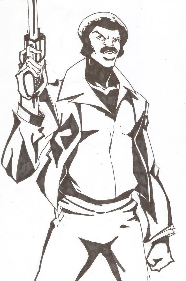 black dynamite by pain16