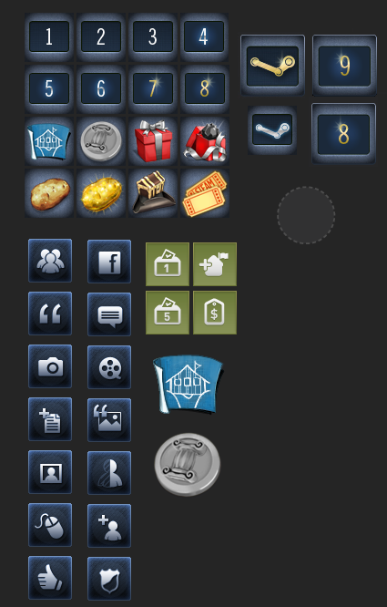 steam years of service badges
