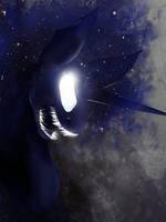 Luna by akurion