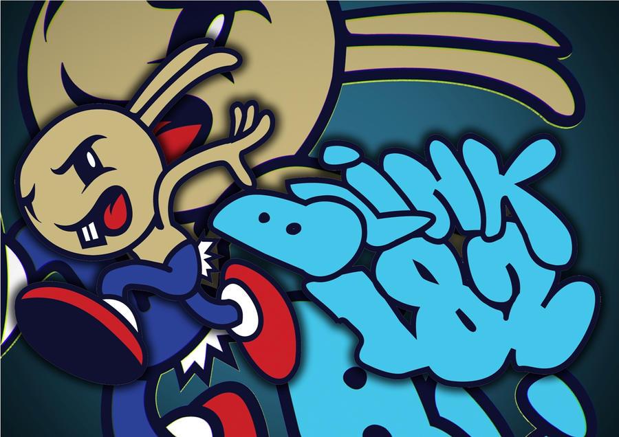 Bunny182 by MynameisBlaze