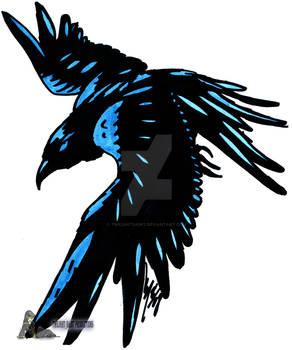 Raven Tatoo