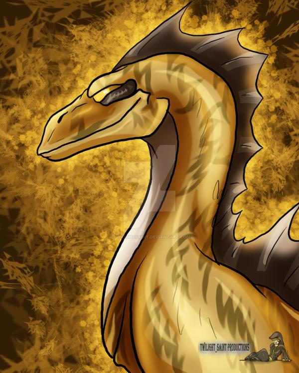 Dragon Bust Plains by TwilightSaint