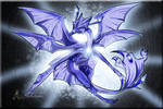 The Blue Giant Dragon