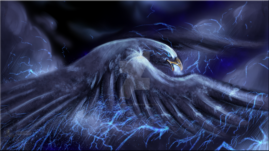 Thunderbird by TwilightSaint on DeviantArt - photo#8