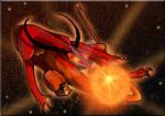 The Demon Star Dragon
