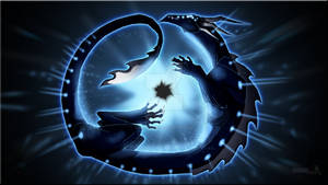 The Event Horizon Dragon