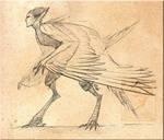 Design Comish - Harpy