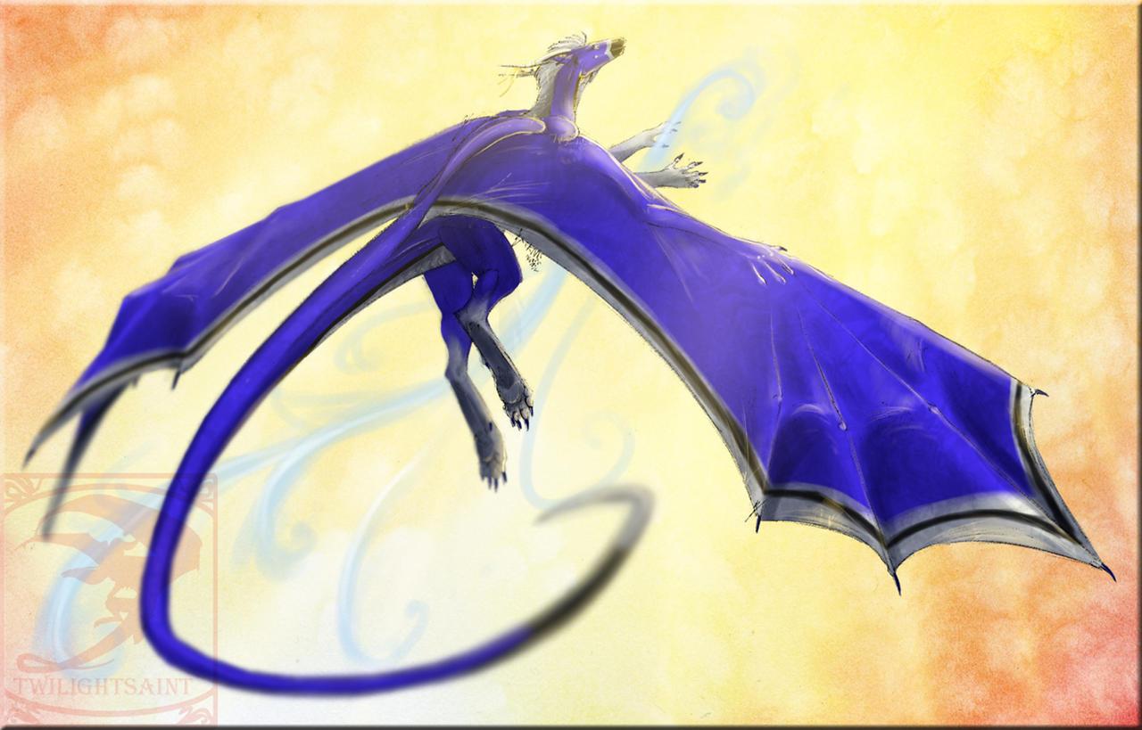 Comish - Wind Walker by TwilightSaint
