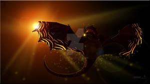 The Dark Star Dragon