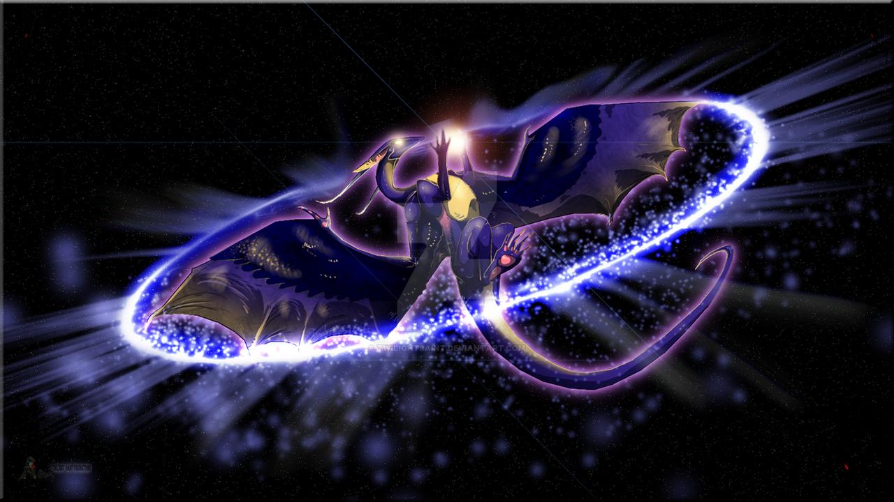 The Diamond Planet Dragon by TwilightSaint