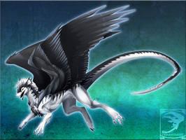 Comish - Storm's Landing by TwilightSaint
