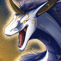 Icon Comish - Holy Rage by TwilightSaint