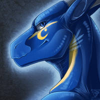 Icon Comish - Mellow Reptile by TwilightSaint