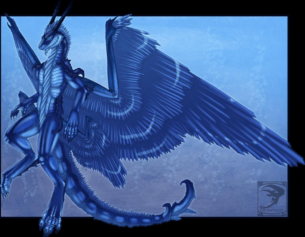 Comish - Aquatic King by TwilightSaint