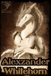 Badge Comish - Alexzander