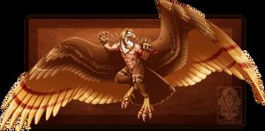 Comish - Golden Justice