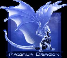 Comish - Maximum Dragon by TwilightSaint