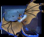 Comish - Winged Magi