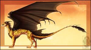 Design Comish - Swift Wings