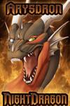 Badge Comish - Arysdron