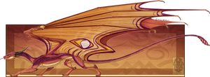 Ref Sheet Comish - Viper Dragon