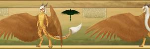 Ref Sheet Comish - Tai Kallina