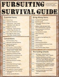 Personal - Fursuiting Survival Guide by TwilightSaint