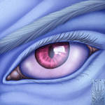 Eye-Con Comish - Night Eyes