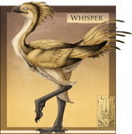 Design Comish - Whisper