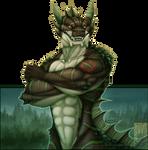 Comish - King of the Marsh