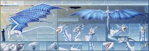 Ref Sheet Comish - Athina