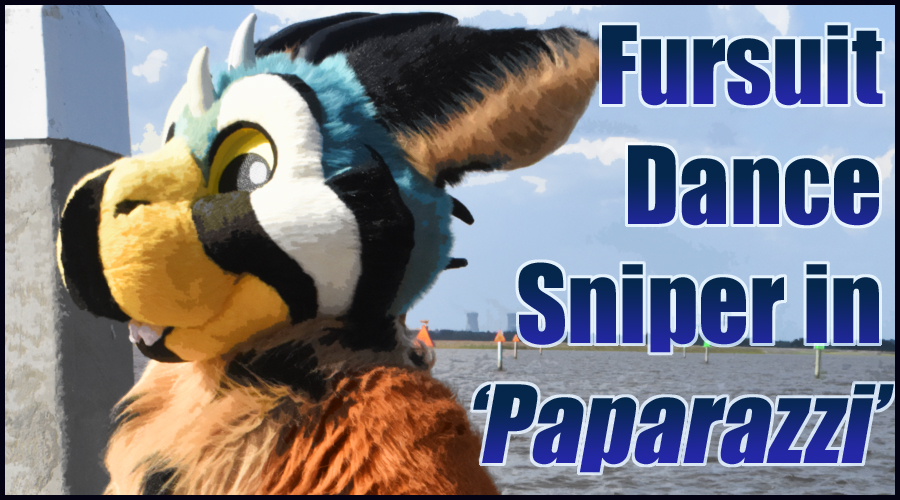 Personal - Fursuit Dance to 'Paparazzi' by TwilightSaint
