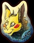 Badge Comish - Chip