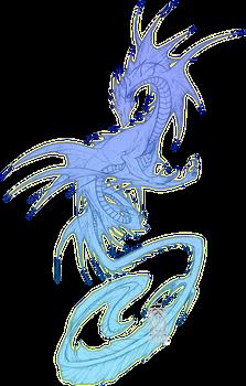 Sketch Comish - Ocean's Majesty