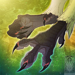 Pawcon Comish - Sharp Talons
