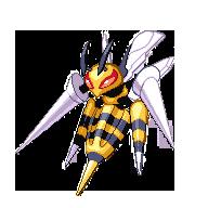 Hi-Res Mega Beedrill by UnJipi